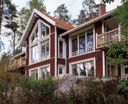 клееный брус ,  ручная рубка ,  каркасные и щитовые дом